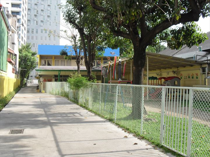 バンコク幼稚園